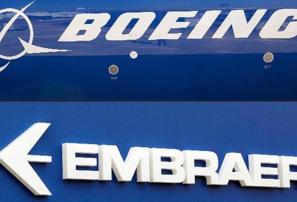 Boeing cancela compra da área de aviação comercial da Embraer