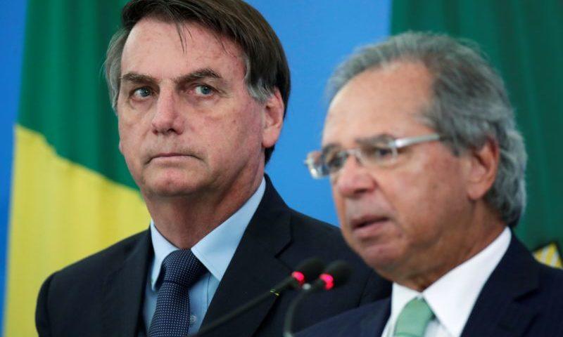 Bolsonaro autorizar novas retiradas FGTS de R$ 1.045
