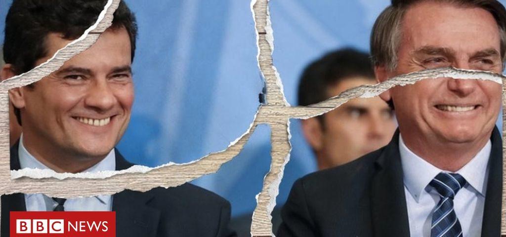 Renúncia de Moro: você não pode 'subestimar Bolsonaro', diz brasileiro