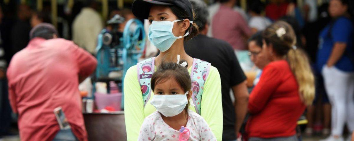 Brasil, Equador e Chile lideram o número de coronavírus na América Latina