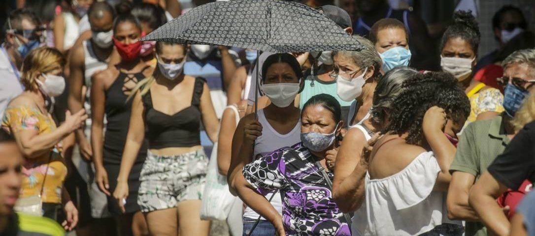 Brasil registra 474 mortes em 24 horas e já tem mais de 5.000 mortes confirmadas pelo Covid-19