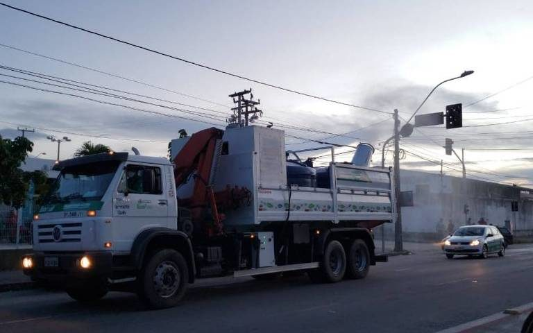 Ceará compra 90 toneladas de EPI e testa diretamente da China
