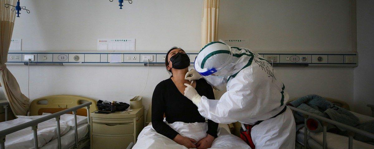 China perturba saldo de mortes de Covid-19, diz número 40% maior