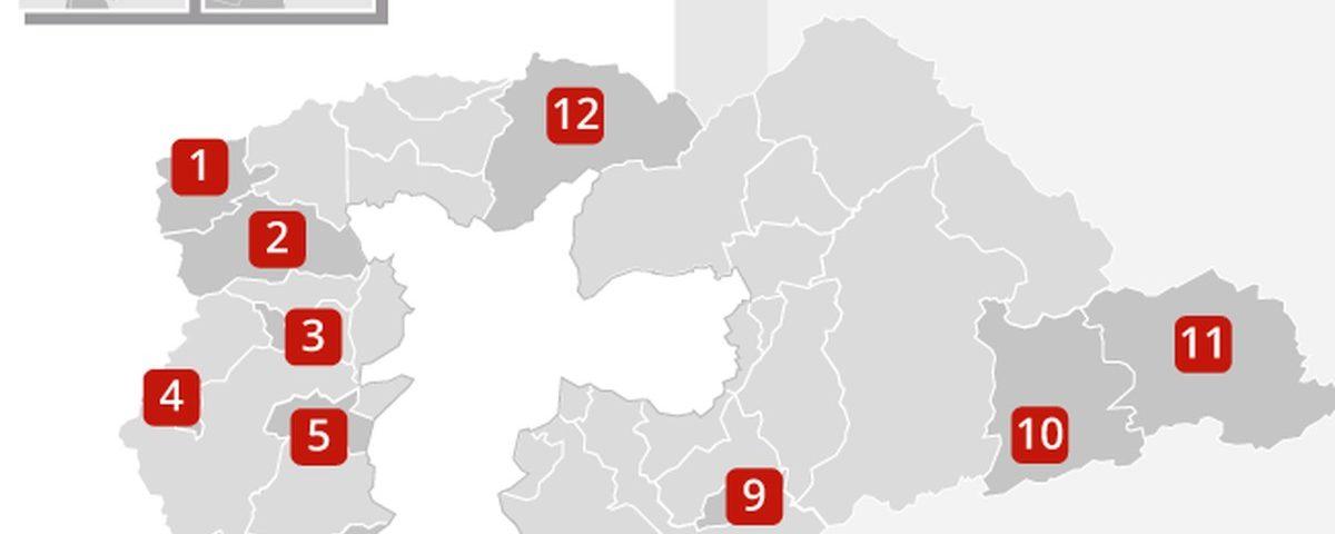 Coronavírus: 12 cidades da Grande SP não possuem leitos de UTI em redes públicas e privadas