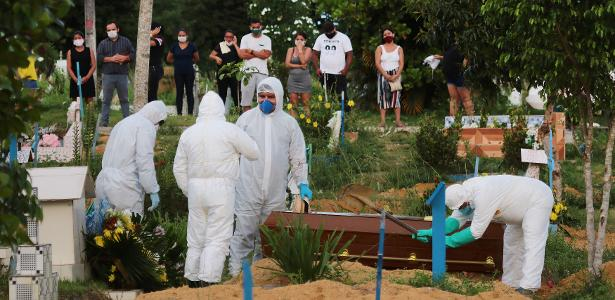 Coronavírus: pela primeira vez, o Brasil tem mais de 200 mortes confirmadas em 24 horas