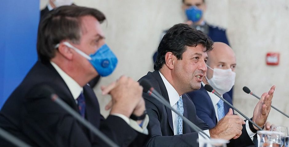 Divergência entre Mandetta e Bolsonaro segundo Constantino é natural