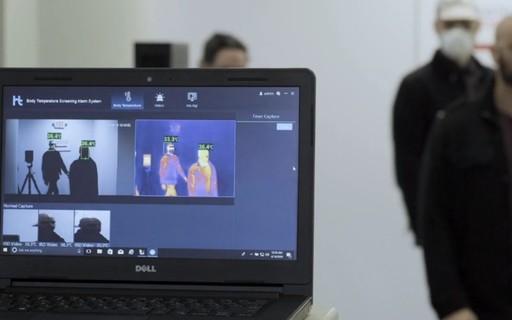 Designer cria um sistema para identificar pessoas com sintomas de covid-19
