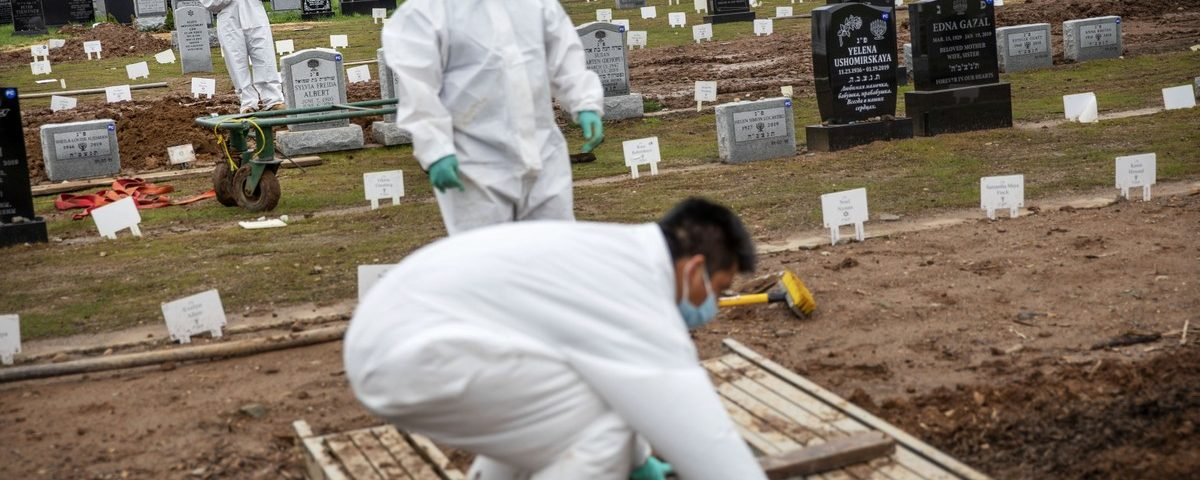 EUA EUA Atingem 1 milhão de casos confirmados de coronavírus