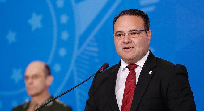 Jorge Oliveira deve ser nomeado novo Ministro da Justiça
