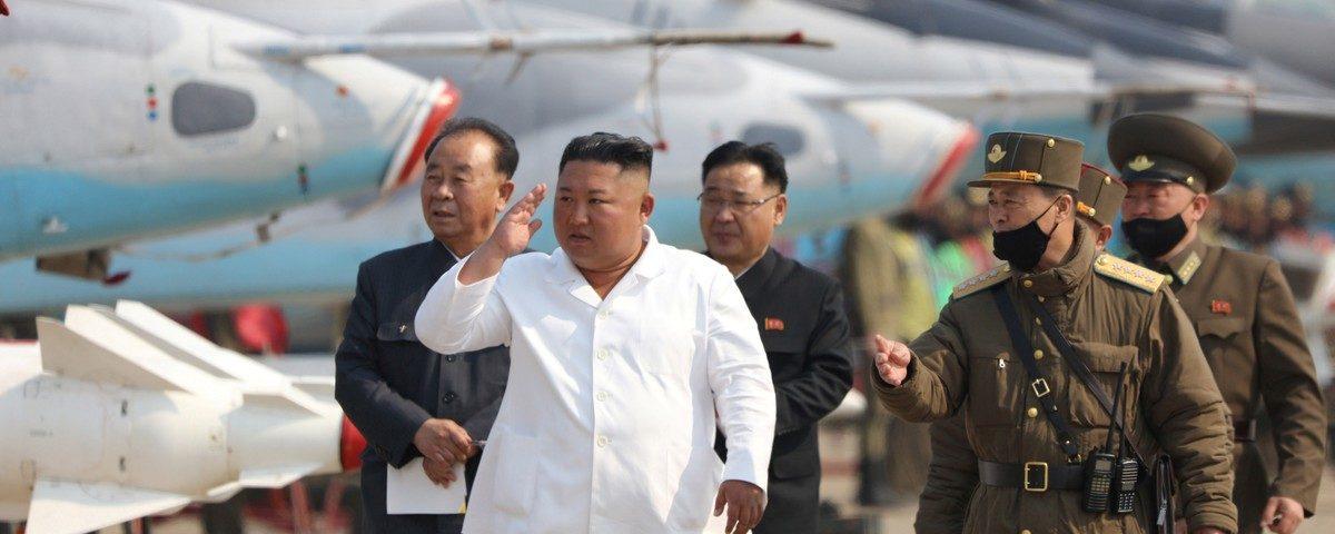 "Kim Jong-un está ""vivo e bem"", diz a Coréia do Sul"