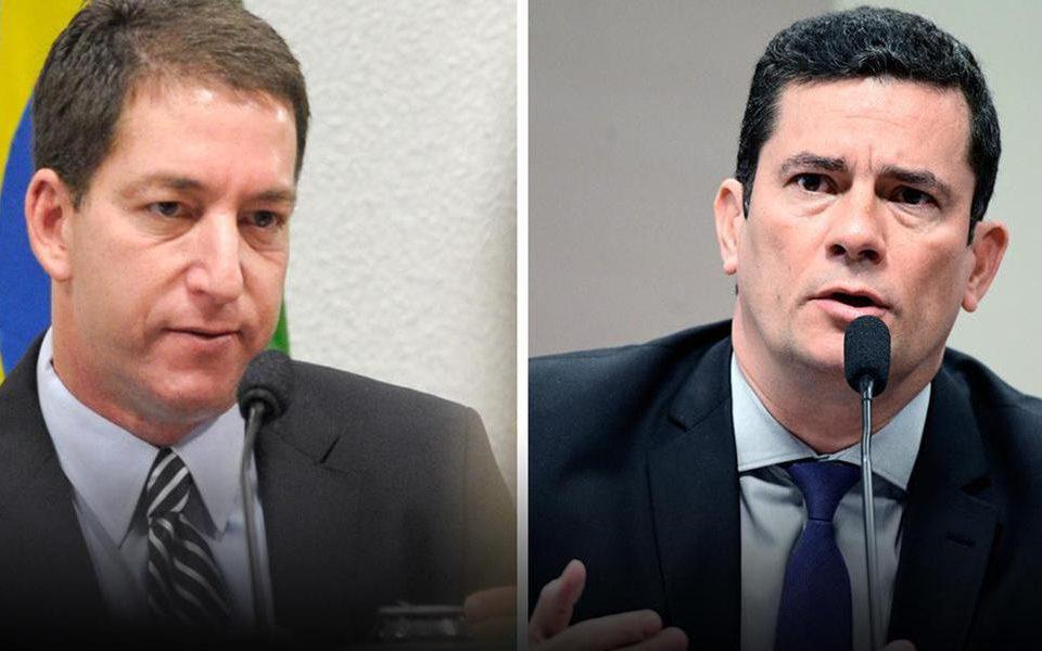 """Moro não revelou todas as mensagens, diz Intercept, que promete """"Vaza Moro"""""""