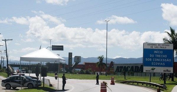 Pesquisa orientará fim do isolamento no litoral de São Paulo