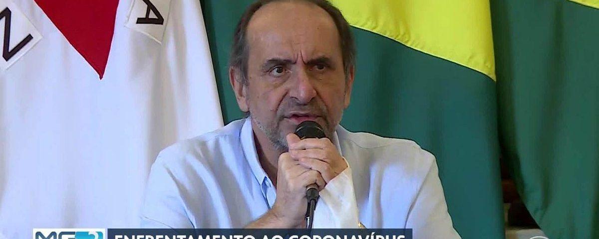 Prefeito de BH anuncia criação de grupo pós-pandemia para retomar negócios