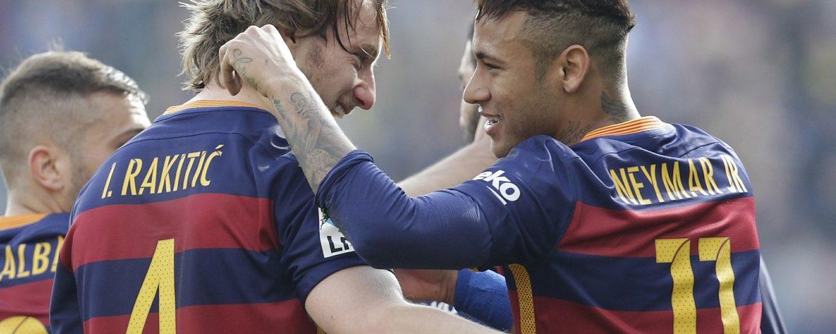 Rakitic revela angústia com o Barcelona por ser um chip de negociação no acordo PSG para Neymar
