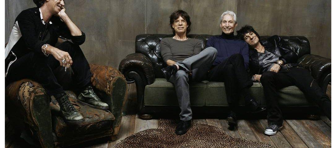 Rolling Stones participará do festival ao vivo neste sábado