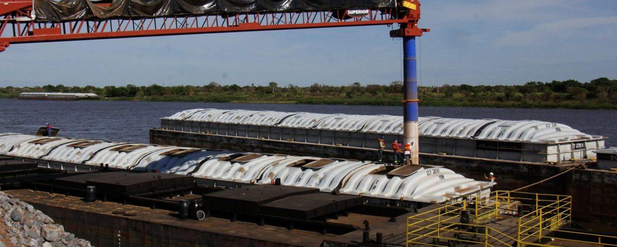 Porto Murtinho deve exportar 20% de soja 2021