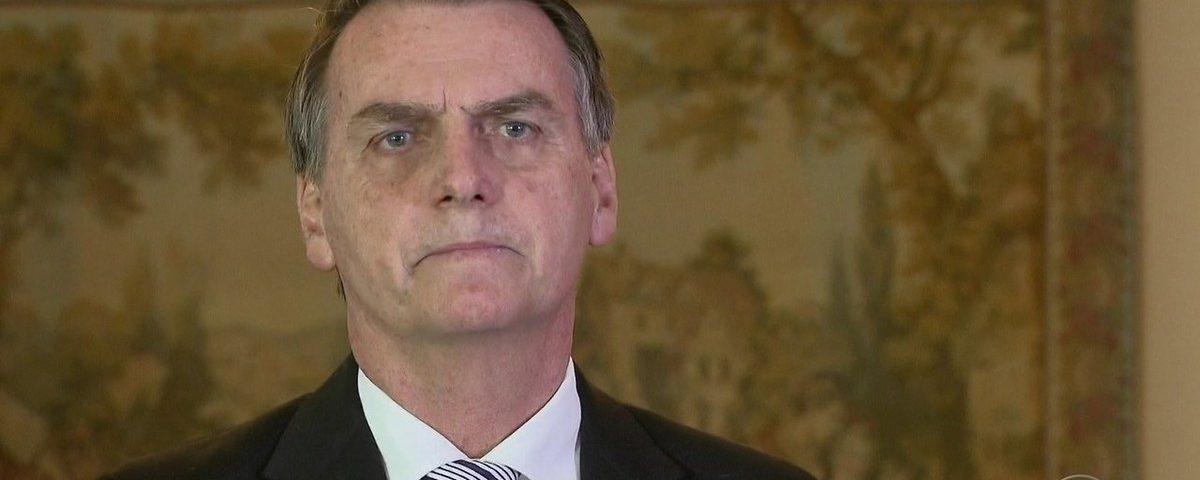 A troca de mensagens revelada por Moro expôs o desconforto de Bolsonaro com a investigação do STF.