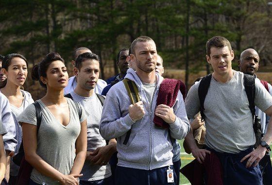 """Globoplay estréia a primeira temporada da série """"Quantico"""""""