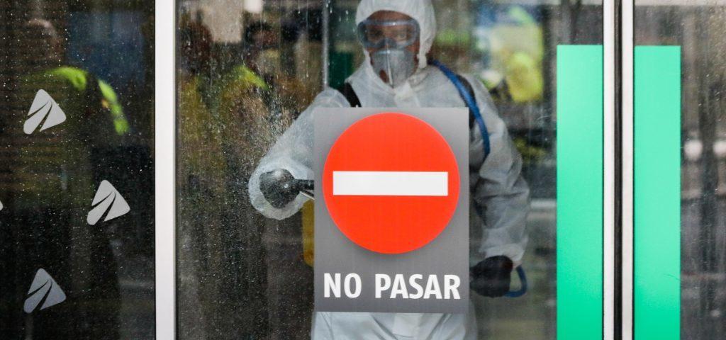 Menos mortes na Espanha