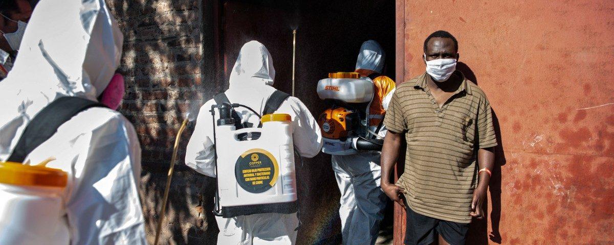 América Latina e Caribe superam meio milhão de casos confirmados de coronavírus