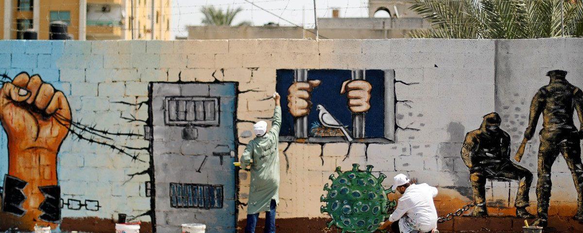 Apesar da superlotação, Gaza desafia previsões e evita surtos de coronavírus