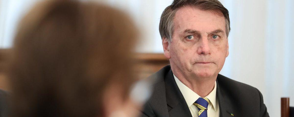 Bolsonaro anuncia fim das reuniões ministeriais de seu governo
