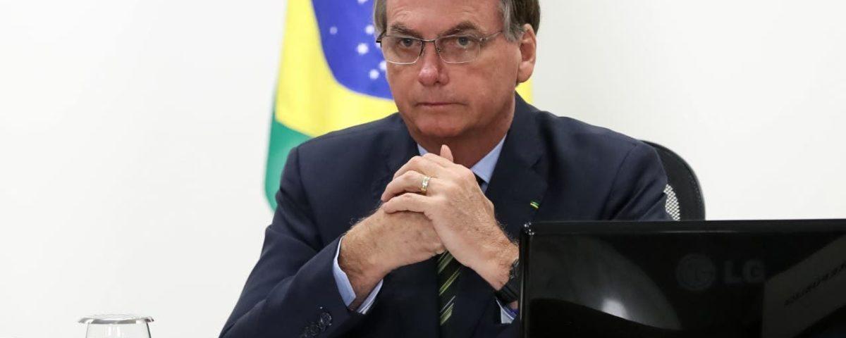 Bolsonaro tem o incomum