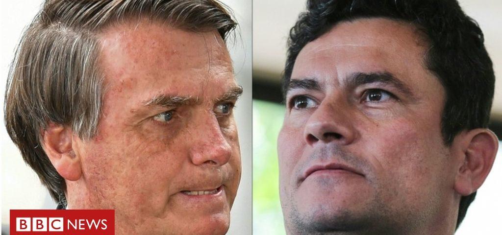 O que se sabe até agora sobre uma investigação que investiga as acusações de Moro contra Bolsonaro