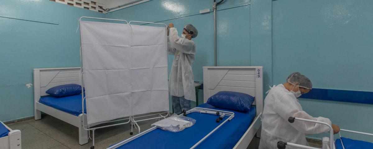 O Brasil não se sai tão mal no ranking de coronavírus