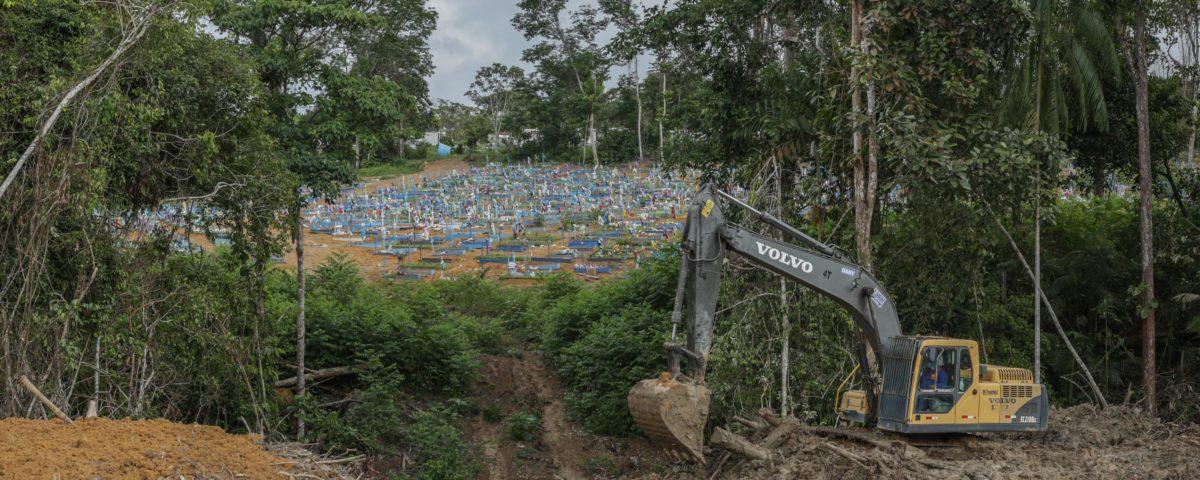 Casos de coronavírus no Brasil em 19 de maio