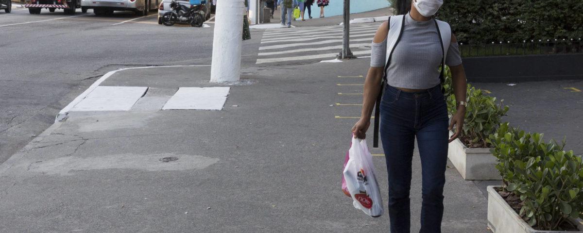 Casos suspeitos de Covid-19 na cidade de SP já ultrapassam em média 4.000 por dia