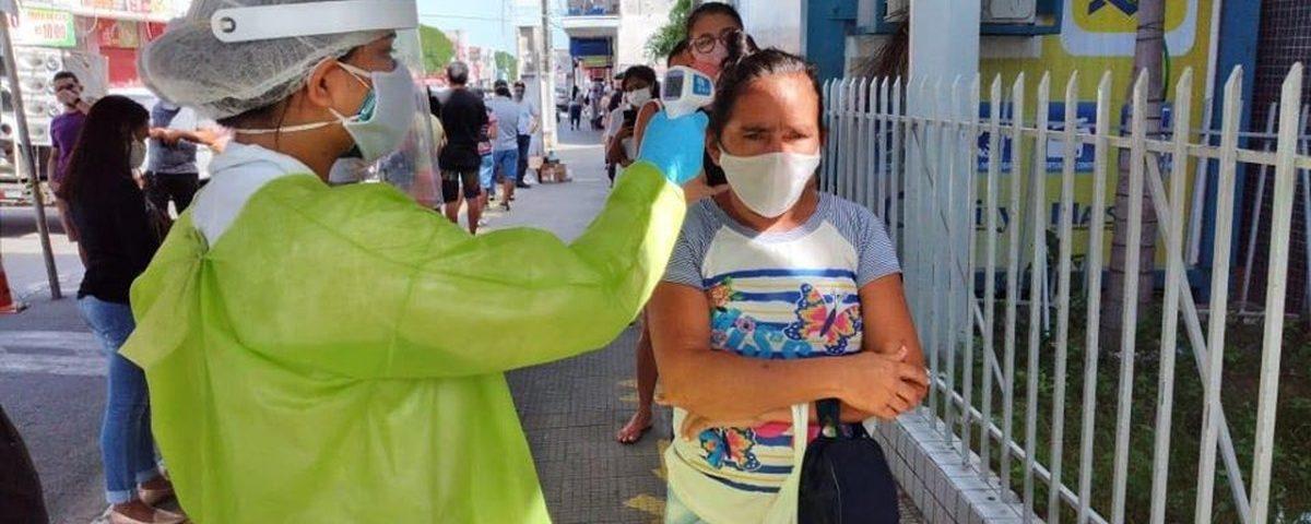 Ceará tem 5 cidades com duplicação rápida de casos do Covid-19 no país