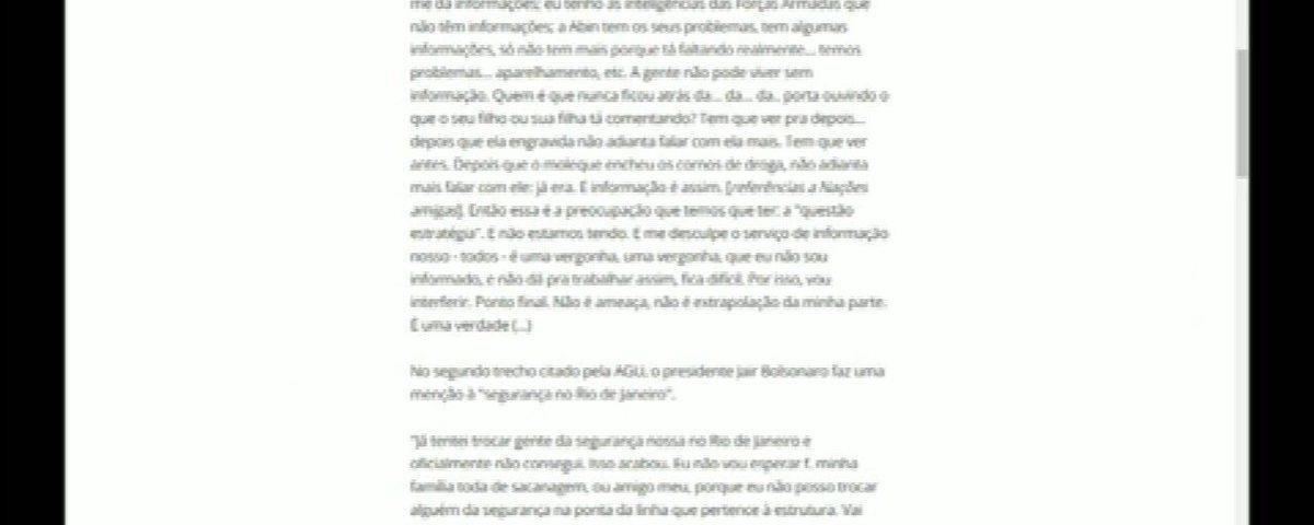 Celso de Mello já viu o vídeo completo da reunião ministerial