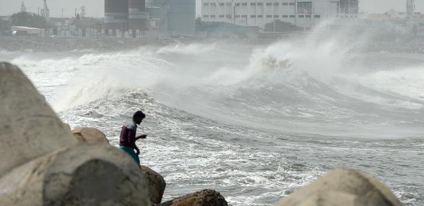 Ciclone Amphan arrasa Índia e Bangladesh e deixa mais de 80 mortos