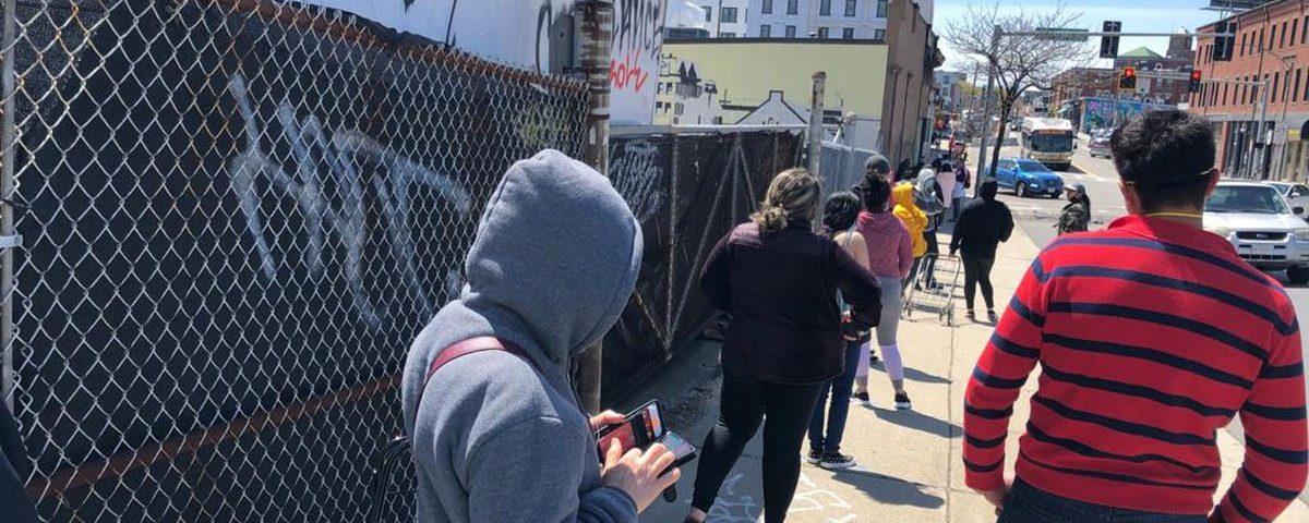 'Com coronavírus, EUA EUA Terminou para o imigrante. É insustentável ', diz mineiro que voltará ao Brasil