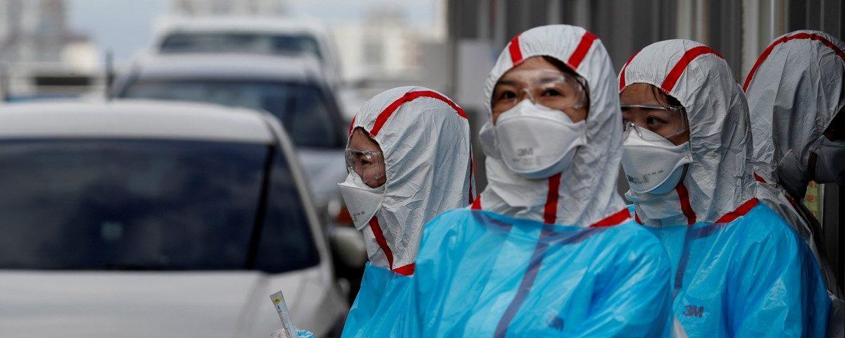 Coréia do Sul diz que pacientes se recuperaram de coronavírus que testaram positivo novamente em testes falhados