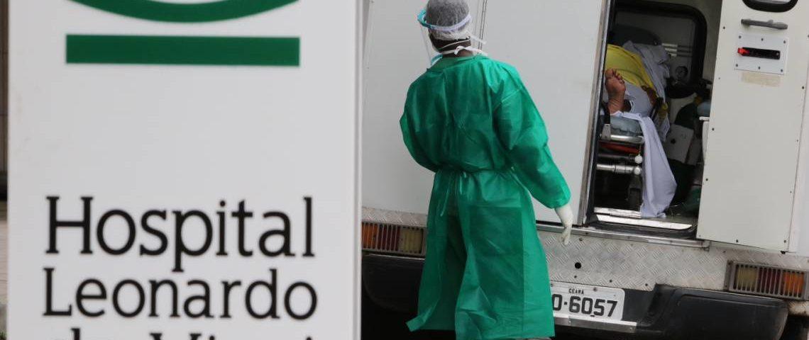 Ceará registra 91 mortes e 813 novos casos de coronavírus em 24 horas