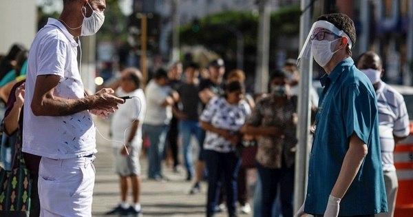 Covid-19 atinge 90 cidades com menos de 10.000 habitantes em SP