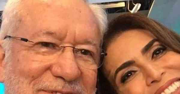 As críticas de Morrone a Alexandre García foram registradas pelo técnico da Globo