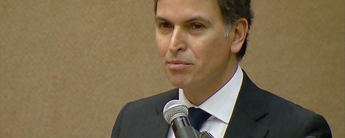 O delegado diz que foi entrevistado por Ramage em 2019 sobre enfrentar a PF no Rio de Janeiro
