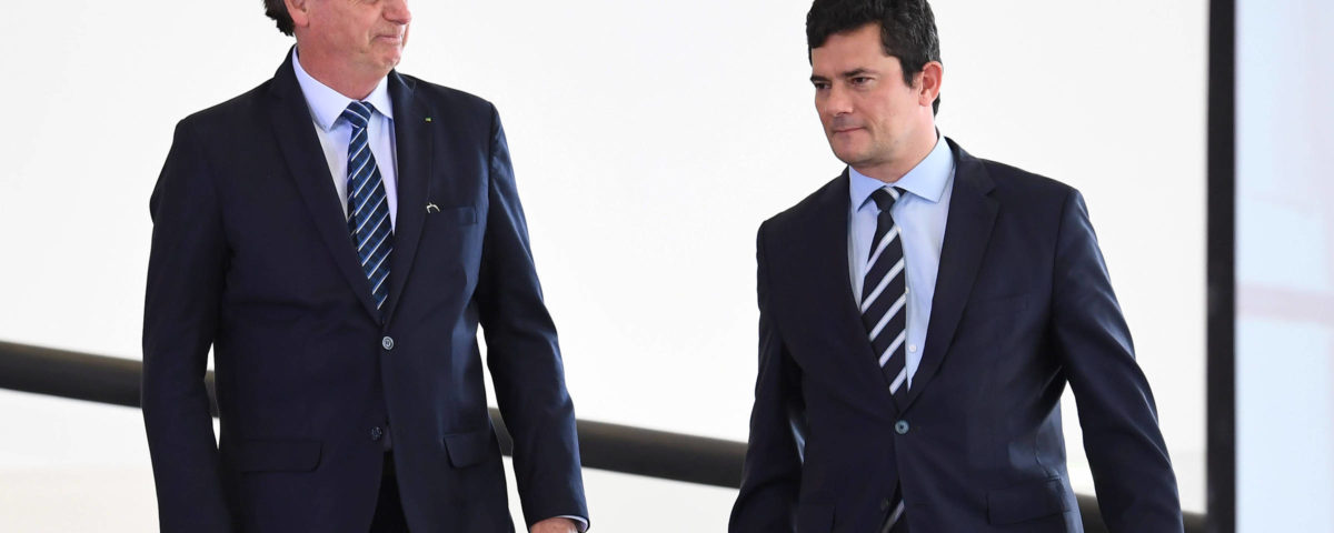 Testemunhos e vídeos reforçam a versão de Moro e investigação busca crimes de Bolsonaro