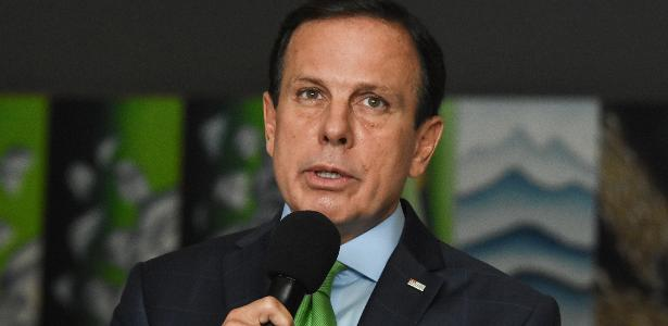 Doria nega bloqueio em SP e confirma 'quarentena inteligente' em junho