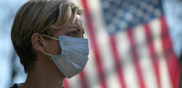 EUA tem 1.561 mortos em 24 horas de covid-19