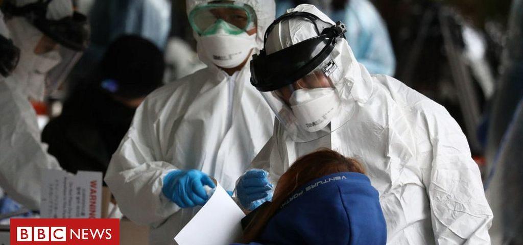"""O coronavírus pode ser simplesmente """"prova"""" de uma grande pandemia, diz médico e matemático da USP"""