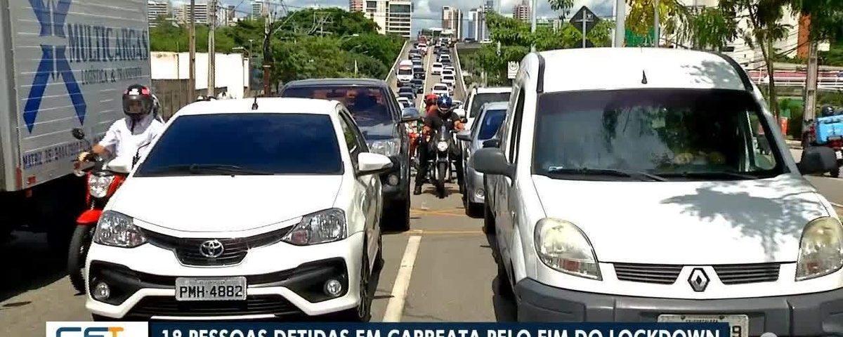 Governador do Ceará prorroga decreto de isolamento; Fortaleza continua fechando até o final de maio