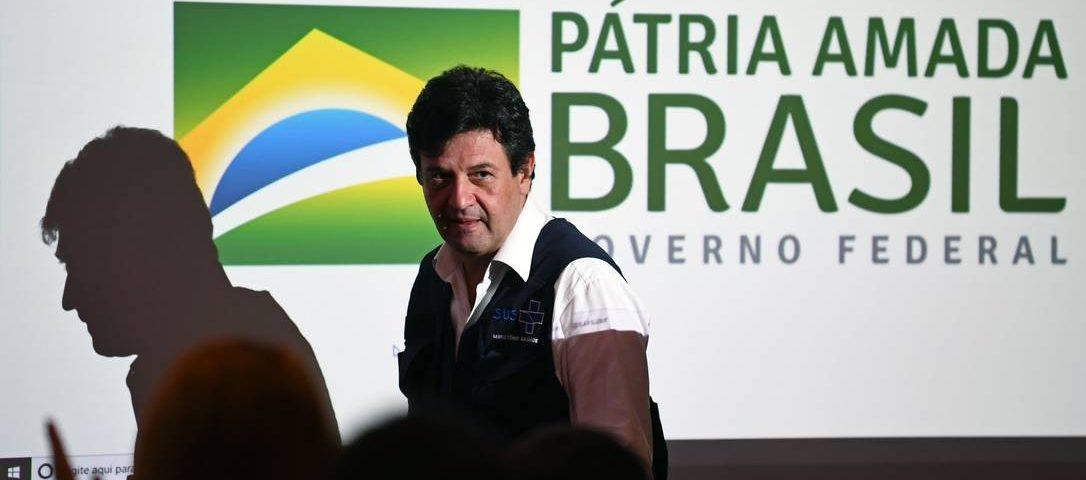 """""""A história mostrará quem estava certo e quem estava errado"""", diz Mandetta, de Bolsonaro."""