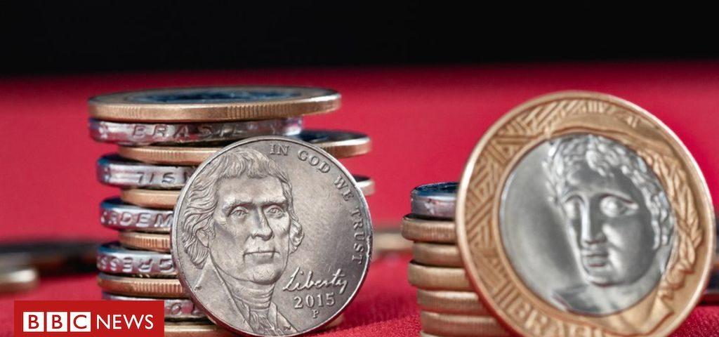 Remessas de brasileiros nos EUA EUA Eles caem até 90%, mas podem aliviar a altura da crise no Brasil