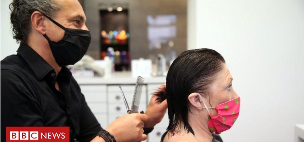 Coronavírus: regras estritas para reabrir salões de beleza na Alemanha