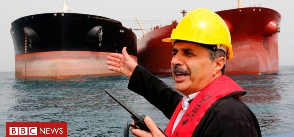 EUA EUA vs. Irã: como enviar petroleiros para a Venezuela se tornou o novo foco de tensão entre os dois países