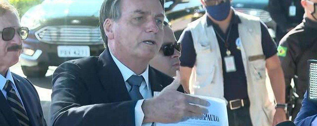 Justiça federal concede a Bolsonaro 72 horas para explicar a mudança no comando da PF no Rio de Janeiro